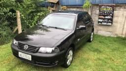 VW Gol 1.6 Flex Rallye 4 portas preto