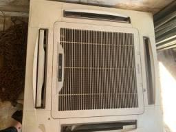 Ar condicionado split cassete komeco 36000 btus