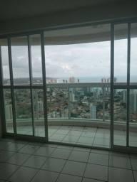 Apartamento  semi mobiliado  top em Ponta Negra