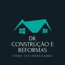Título do anúncio: Construção e Reformas