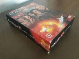 Dvds Odyssey 5 Série Completa Box Original 5 Discos