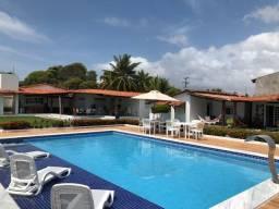 Casa na Barra de São Miguel/AL Com nove Suites, Três quartos e Piscina