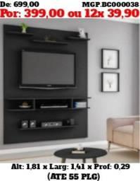 Painel de Tv grande até 55 polegadas - Lindíssimo