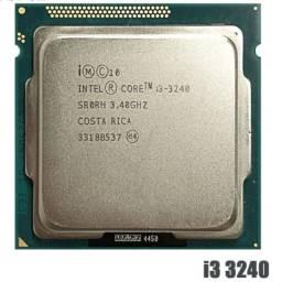 Processador I3 3240 - LGA 1155