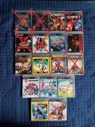 Jogos PS3 mídia física (caixa e manual) a partir de R$15,00
