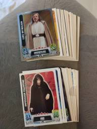 Star Wars Cards Force Attax