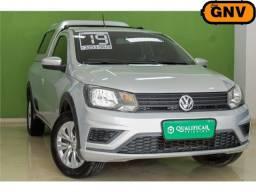 Título do anúncio: Volkswagen Saveiro 2019 1.6 msi trendline cs 8v flex 2p manual