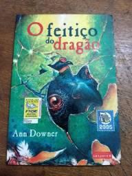 Livro O Feitiço do Dragão