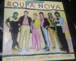 LP O melhor de Roupa Nova