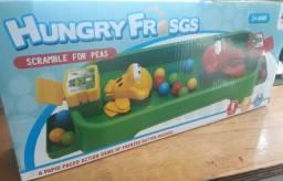 Título do anúncio: Hungry Frosgs - Jogo Sapo Papo Bolinha
