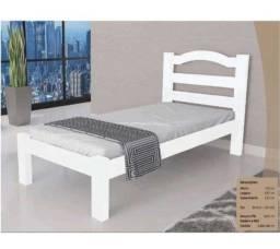 cama de solteiro tamanho 88 novo