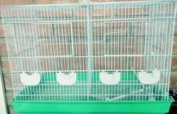 Gaiola de pássaros criadeira