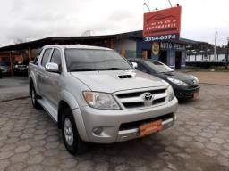 Hilux CD SRV D4-D 4x4 3.0 TDI Diesel Aut - 2006