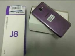 J8 violeta novo