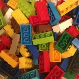 Compro peças de Lego originais usadas