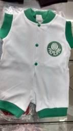 Palmeiras Body Bebê especial (entrego em VG e Cuiabá)