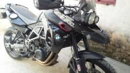 Bmw f 800 gs triple black - 2012