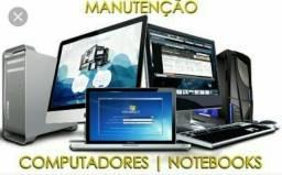 Manutenção de Notebooks - Desktops e Impressoras