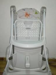 Cadeira de Alimentação Burigotto Bon Appetit XL Masc - Crianças até 15kg