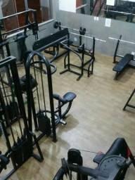 Academia de musculação completa 45.000 por 40.000