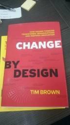 Livro Change By Design - Novo, versão em inglês