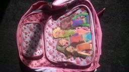 Vendo mochila menina