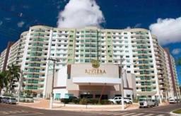 Riviera Park - Apartamento 01 Quarto mobiliado - parque aquático termal