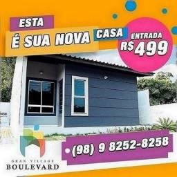 Condominio Boulevard - sua casa com entrada de apenas 499,00