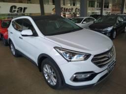 Hyundai Santa Fe 3.3L V6 7 Lugares - 2018