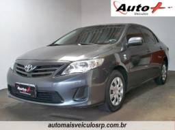 Toyota Corolla  Sedan 1.8 Dual VVT-i XLI (flex) ALCOOL AUTO - 2012