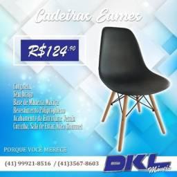 Cadeiras Eame