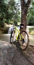 Bicicleta aro 29 Tam.17 Grupo Shimano Acera