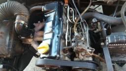 Saveiro diesel aceita troca - 1985