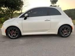 Fiat 500 Sport air automático - 2012