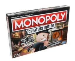 Jogo de Tabuleiro - Monopoly - Edição Especial