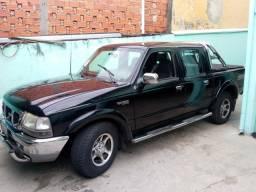Ranger limited diesel 4x4 cabine dupla - 2004
