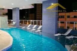 Apartamento à venda com 3 dormitórios em Meia praia, Itapema cod:550