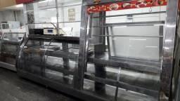 Equipamentos e Maquinas de Açougue e Supermercado (Refrigeração)