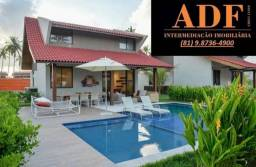 Título do anúncio: Bangalô Oka Beach residence 3suítes em Muro Alto- Ligue 81. *
