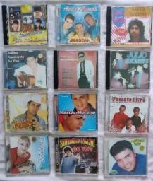 CDs Arrocha e Brega