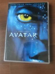 Dvd original Avatar