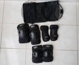 Kit De Proteção Traxart - NUNCA USADO