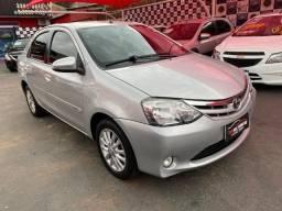 Toyota Etios Sedan Xls impecavel!