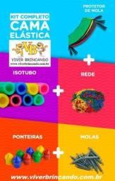 Rede, Mola, Protectubo, lona , protetor de molas pulapula - À partir de R$ 4,00!