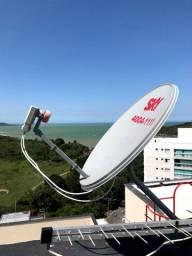 Apontamento de antenas R$ 50,00