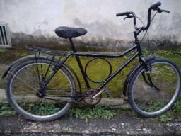 Bicicleta Monark antiga aro 26(Verolme/Angra)