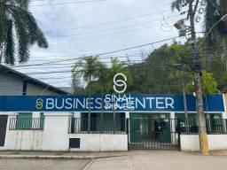 Excelente sala comercial para locação no Business Center em Costa Azul.