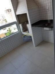 Apartamento à venda com 2 dormitórios em Aviação, Praia grande cod:LC1462