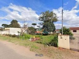 Terreno à venda em Vila ipanema, Piraquara cod:TE0021_RIC