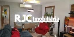 Casa à venda com 4 dormitórios em Grajaú, Rio de janeiro cod:MBCA40182